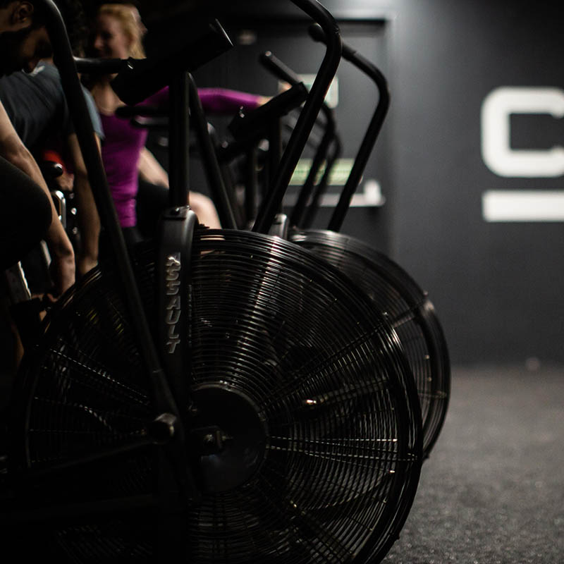 Physical Adaptations from Crossfit London