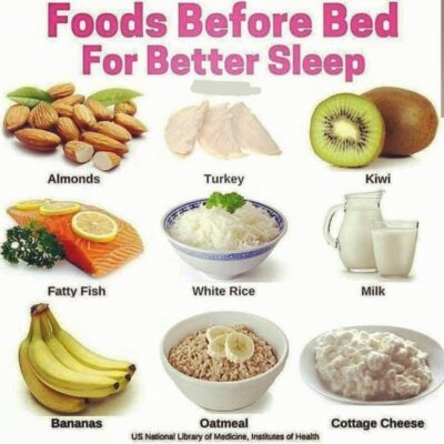 foods to sleep